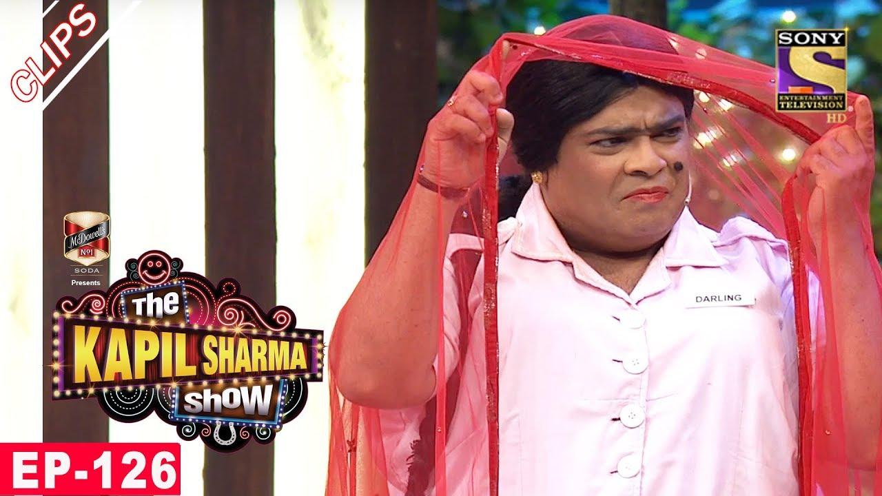 Bumper Impresses Hrithik – The Kapil Sharma Show – 6th August, 2017