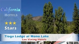 Lee Vining (CA) United States  city photos gallery : Tioga Lodge at Mono Lake, Lee Vining Hotels - California