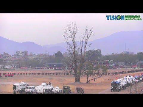 (Nepal Army Day 2074 | सेना दिवसमा सेनाले देखायो कौशल ...4 min, 49 sec.)