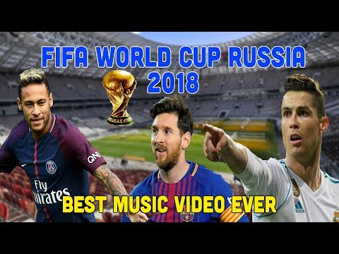 (FIFA World Cup Russia 2018 || Official Music video || Christiano Ronaldo, Neymar Ft. Lionel Messi - Duration: 24 minutes.)