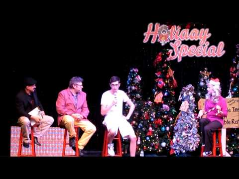 (2014) Comedy Warehouse Holiday Special at Disney's Hollywood Studios Full Show