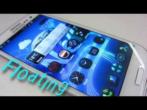 Video of Club Next Launcher 3D Theme