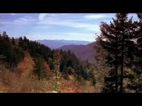 Smoky Mountains Scenic Landscapes (видео)