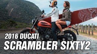 10. 2016 Ducati Scrambler Sixty2 Spec