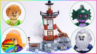 LEGO Toys for Kids | Scooby Doo Haunted Lighthouse Set (75903) Stop motion