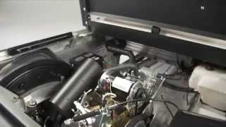 2. Club Car EFI/OHC engine introduction
