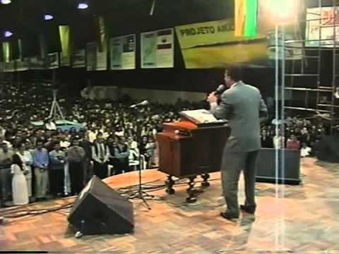 Pr. Abílio Santana - Lançai a Foice - Completo