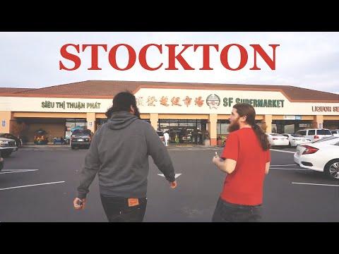 A DAY IN STOCKTON CALIFORNIA