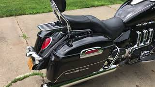 6. 2009 Triumph Rocket III touring with D&D pipes