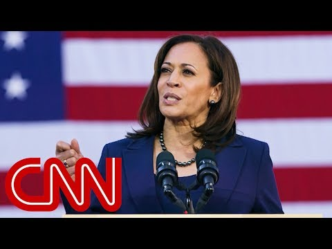 New 2020 poll shows huge gains for Kamala Harris