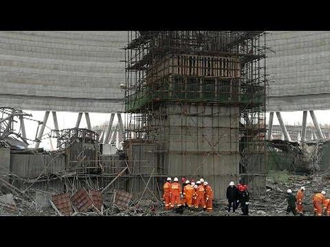 Δυστύχημα με δεκάδες νεκρούς σε εργοστάσιο παραγωγής ενέργειας