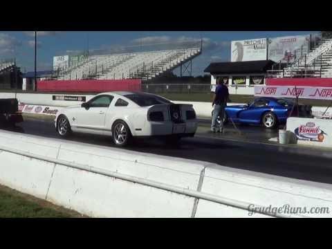 NOPI Atlanta – 2 Gt500's vs GT-R vs Viper 1/4mile