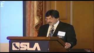 SLA Annual Meeting 2011 Les Ross