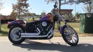 9. Used 2005 Harley Davidson FXSTB Softail Night Train