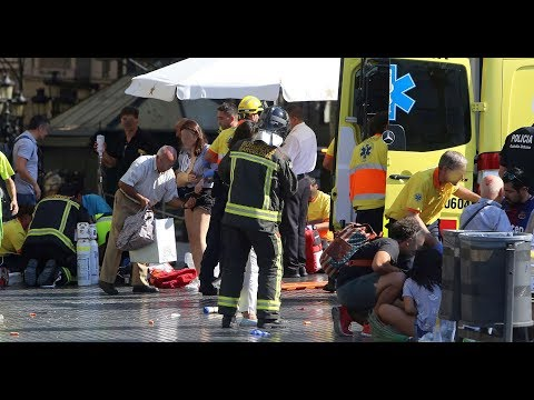 Islamistischer Terror: Aufnahmen zeigen das Chaos nac ...