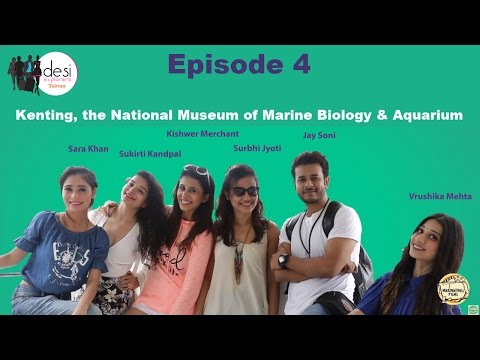Desi Explorers Taiwan - Episode 4