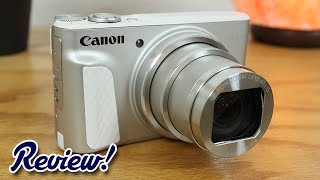 Video Canon PowerShot SX730 HS - Complete Review! (New for 2017) MP3, 3GP, MP4, WEBM, AVI, FLV Juli 2018