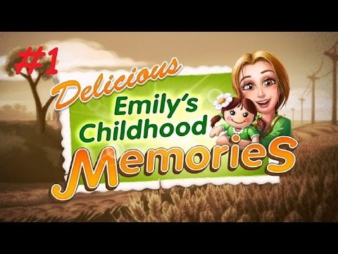 Delicious 6: Emily's Childhood Memories PE - The Farm, Day 1 - 5 (#1) (Let's Play / Gameplay)
