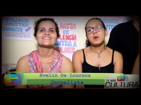 O Coletivo Flores de Dandara debate o feminismo em Eunápolis, Bahia.