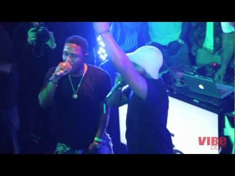 "Schoolboy Q and Kendrick Lamar Perform ""Hands on the Wheel"" SXSW 2012"