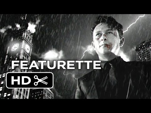 Sin City: A Dame to Kill For Featurette 'Joseph Gordon-Levitt'