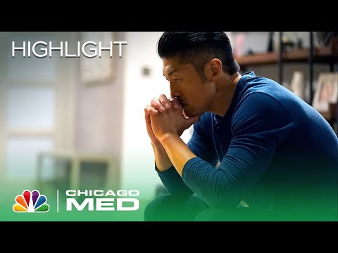 Choi Reaches a Breaking Point with April - Chicago Med