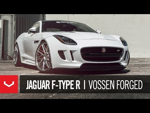 Jaguar F-Type R |