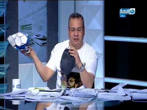 أزمة محمد صلاح في طريقها للحل..هل فاتك تفاعل جابر القرموطي معها؟