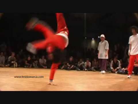 Корейский брейкданс (видео отрывки)