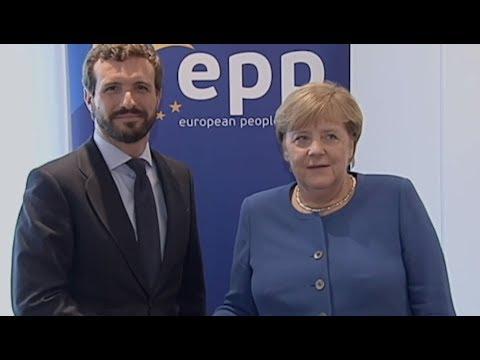 En el PP hablamos bien de España y apoyamos el sector del aceite y el vino frente a los aranceles