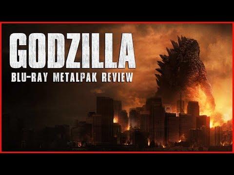 Godzilla (2014) Blu-ray MetalPak Review - Aficionados Chris