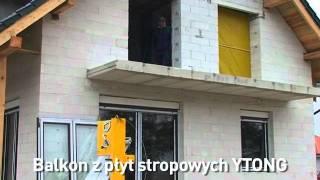 Stropy - szybsza budowa domu