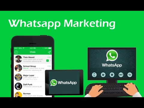 whatsapp marketing software - envie milhares de mensagens por dia com auto whatsapp marketing