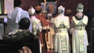 Ethiopian Orthodox Tewahedo Paris 2014