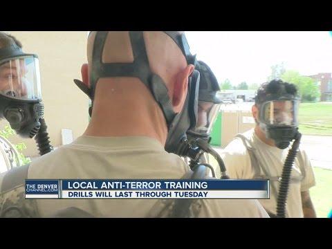 Local anti-terror training