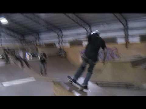 Kyle Mcpherson skateboard 1