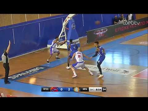 Basket League 2019-2020: ΠΑΝΙΩΝΙΟΣ – ΗΡΑΚΛΗΣ   01/02/2020   ΕΡΤ