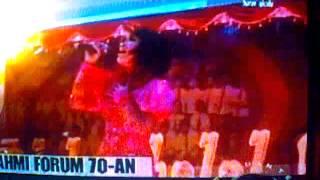 berita tv artis dangdut basri buhari show bareng maya KDI di acara Forum &) an walikota batam