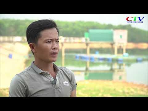 Thanh niên khởi nghiệp từ nuôi cá trong lồng ở Cam Thủy