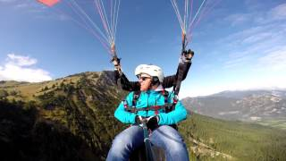 Buching Germany  city photo : Paragliding in Fussen, Germany