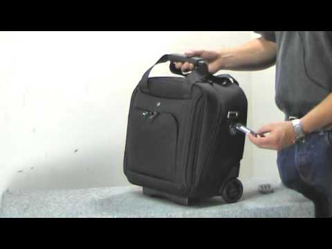 Victorinox Tourbach Wheeled Tote Luggage Review