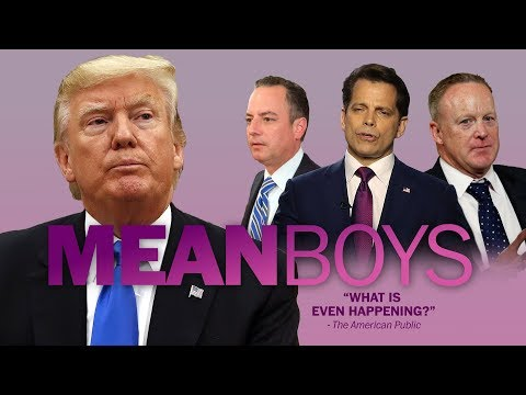 If Trump's White House was the movie 'Mean Girls' | The Washington Post Comedy + Satire