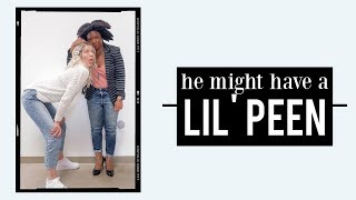 He Might Have a Little Peen w/ Melisa D. Monts | DBM #77 by Meghan Rienks