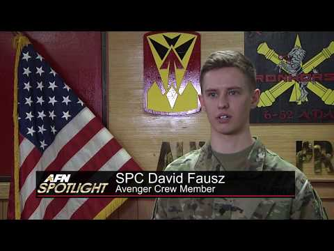 Missile Defender of the YearPacific Spotlight: SPC Fausz