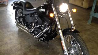 9. 2004 Harley Night Train