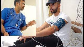 Yesterday's Vlog: https://youtu.be/Pu7C74XiTUMI wasn't feeling well, so I had to go to the emergency room! Hope you all still enjoyed the vlog :) Twitter: @omgAdamSalehFacebook: Adam SalehInstagram: @adamsalehSnapchat: adamsaleh93SUBSCRIBE for Daily Videos :) Thank you AdoomyGang !! xhttp://www.youtube.com/user/ASAVlogsMain Channel: http://www.youtube.com/TrueStoryASAAdam Saleh EVENT BOOKING:To book Adam Saleh to perform at your event or to tell us about an event in your area that you would like to see him perform at please email: info@AdamSalehworldwide.com