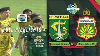 Download Video PERSEBAYA SURABAYA (1) VS (0) BHAYANGKARA FC – Full Highlight | Go-Jek Liga 1 bersama Bukalapak MP3 3GP MP4
