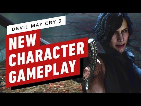 IGN公開了《惡魔獵人 5》10分鐘的新演示影片