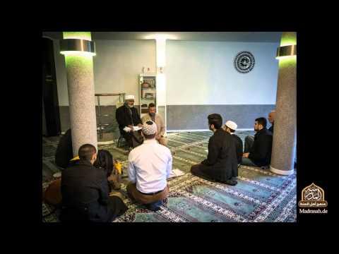 Der Wissenserwerb & die Liebe zu den Gelehrten - Mufti 'Umar al-Jailani