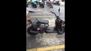 10. 2012 Honda Ruckus For Sales $1,500.00 (HM12T002761)